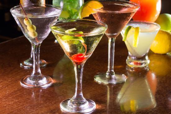 A La Turka: Cocktails
