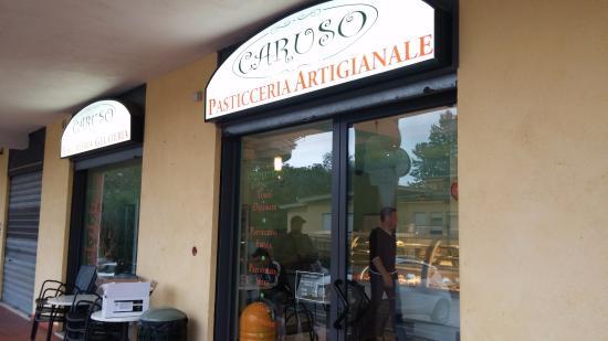 Caruso - Pasticceria Gelateria