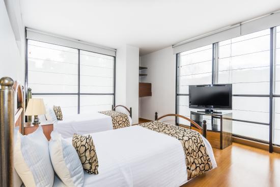 Travelers Suites Gold : Habitación