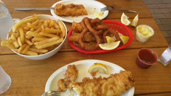 Aussie Bob's Fish & Chips