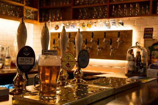 Victorian Craft Beer Cafe