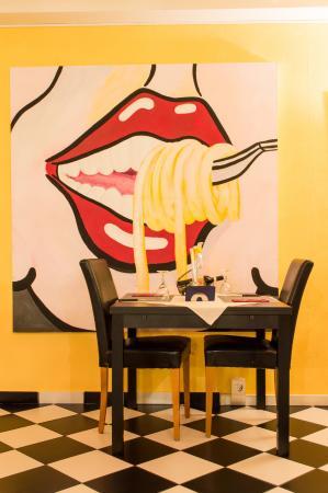 I love Spaghetti