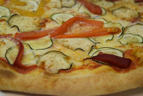 La Fonte: Unsere Pizza Ortolana