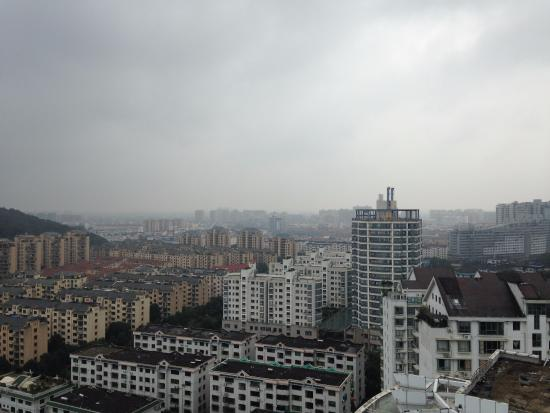 Taizhou, Chiny: can see my old home from here