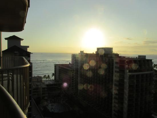 View Of Ocean From Ocean View Room Picture Of Embassy Suites By