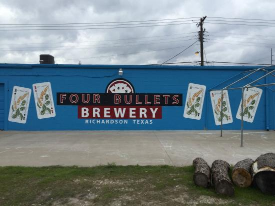 ‪Four Bullets Brewery‬