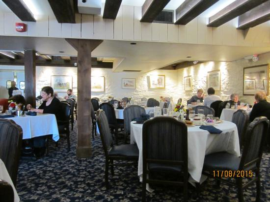 Danville, PA: The dining room