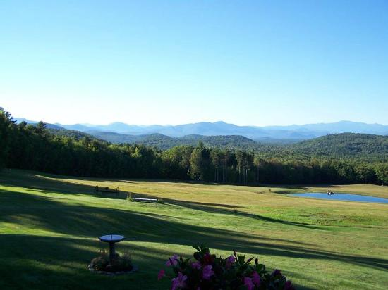 Snowville, NH: Indian Summer