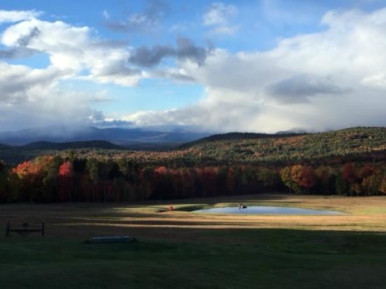Snowville, Nueva Hampshire: Beyond the Blue Horizon