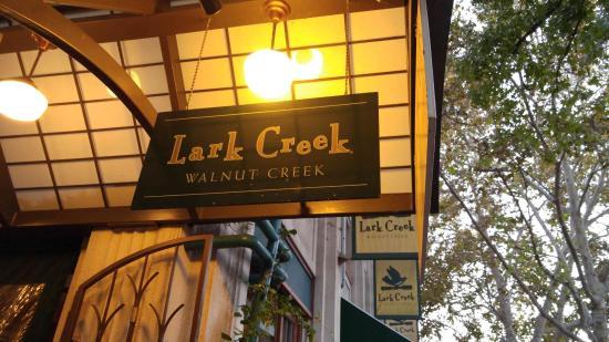 "Lark Creek: ""Entrance"""