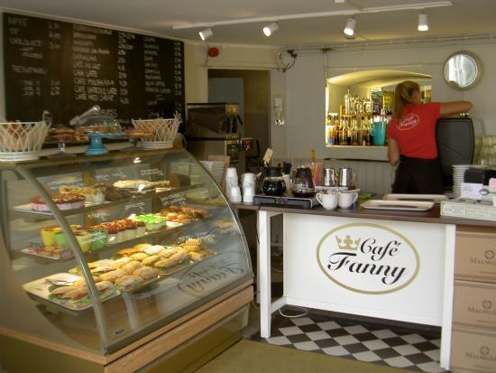 Cafe Fanny : fanny