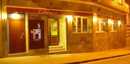 La Cafe Cafetería