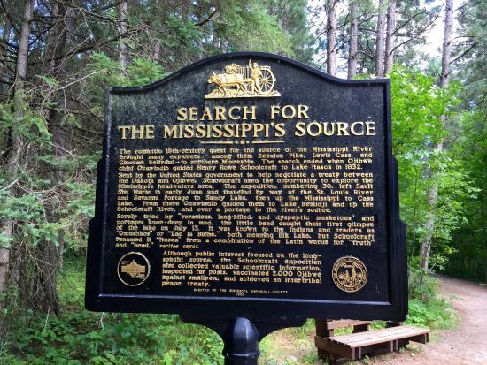Headwaters Science Center: Mississippi Source