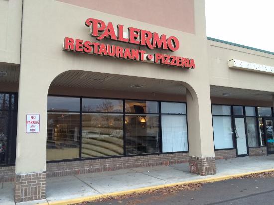 Front picture of palermo pizzeria amp restaurant canton tripadvisor