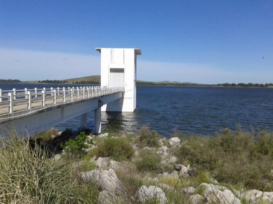 Saldungaray, Argentinien: toma de agua