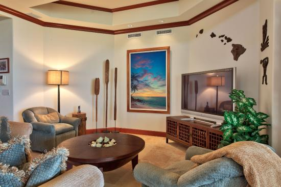 Kolea at Waikoloa Beach Resort: Luxury Living Space