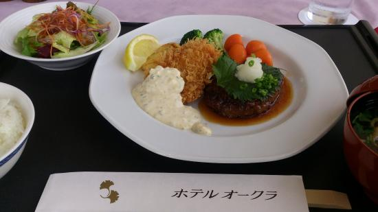 Hotel Okura Restaurant Fuchu