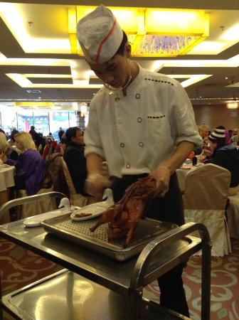 Wangfujing Roast Duck