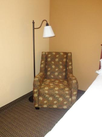 LaGrange, Georgien: sitting area in room