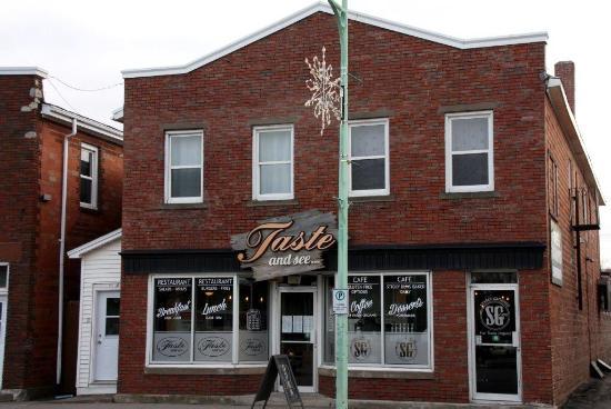 Sussex, Kanada: Exterior of the restaurant