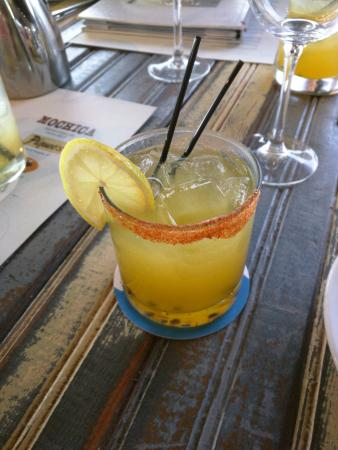 Montara, Californien: Chilcano - Passion Fruit $12