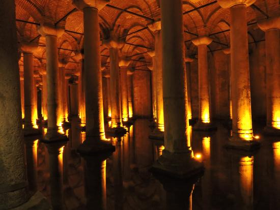 photo1.jpg - Picture of Basilica Cistern, Istanbul ...