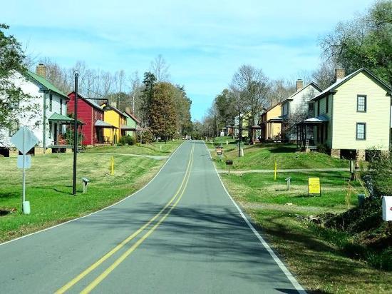 Historic Glencoe Mill Village