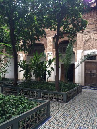 Aoufous, Maroko: Palácio