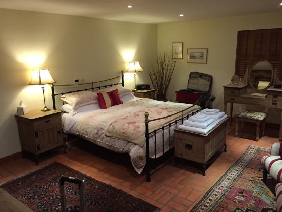 Warren Farm Lodge: Bedroom