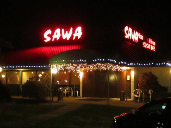 Sawa Japanese Restaurant Eatontown Nj