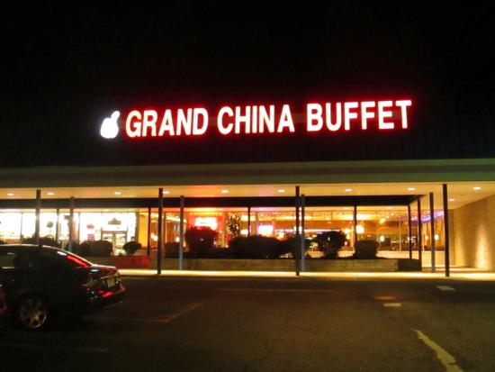 full size spare ribs  picture of grand china buffet
