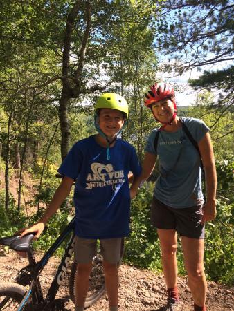 Mission Creek Bike Trails