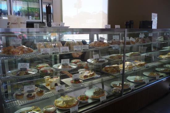 Tuggeranong, Australia: food selection