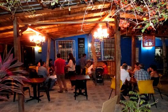Manabi Province, Ekvador: La Tasca