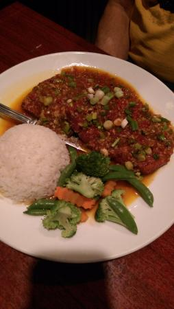 Siam Cuisine : Siam Chicken