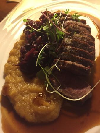 The Golden Lamb Restaurant: Lamb Loin