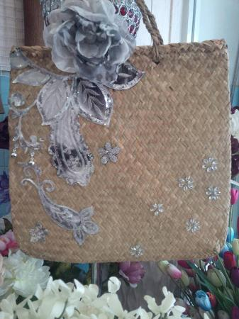 แคงห์ฮวา, เวียดนาม: fabric flowers