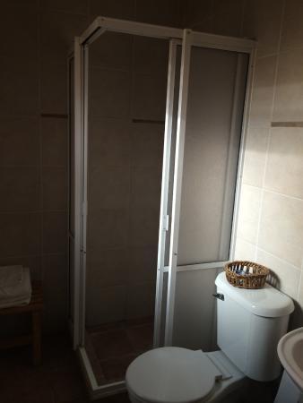 Isla Morena: salle de bains