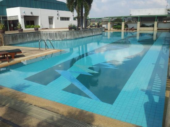 The Ravipha Residential and Serviced Apartments: pool