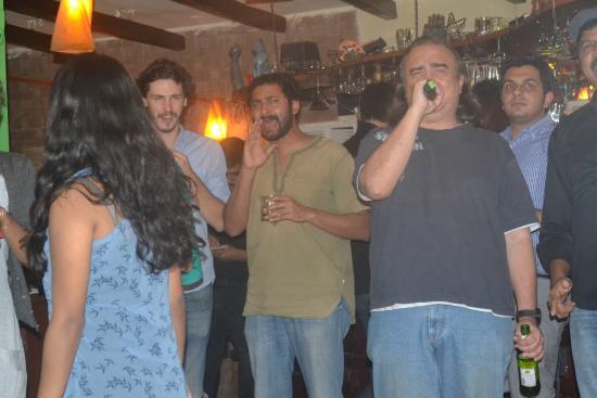 Karaoke Mondays at Soul Fry