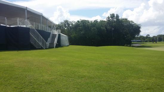 El Camaleon Mayakoba Golf Club : 18