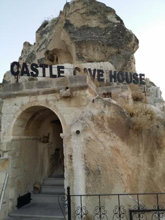 Castle Cave House: Taken from terrace ...