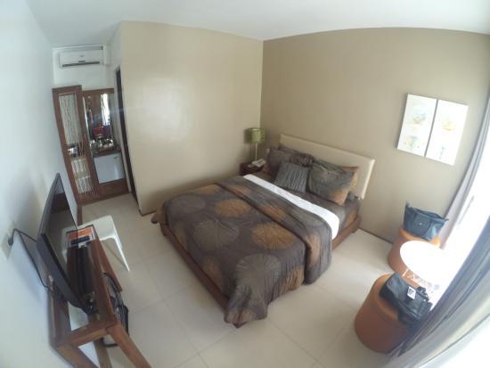 Urban Sands Iloilo: Our room