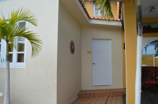 Hotel Villa del Sol: notre chambre