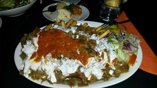 Antep's Restaurant, Pizzeria and Kebab