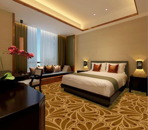 Nanchang Hotel: single room