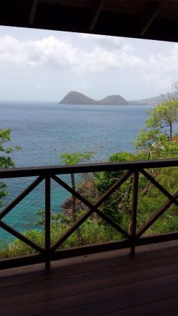 Secret Bay: View from Villa