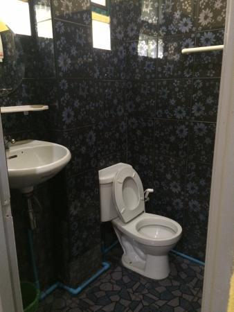 Island Lodge: toilet