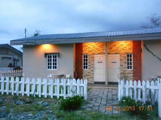 Sabah Tea Garden: The cottage
