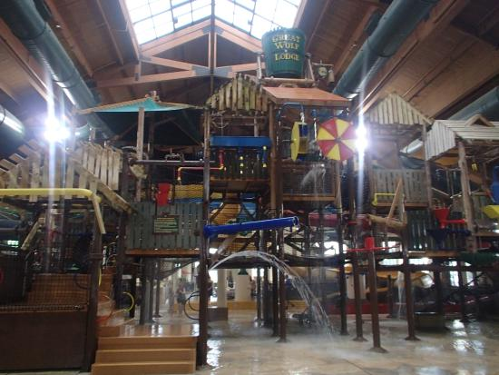 Great Wolf Lodge : Water Park